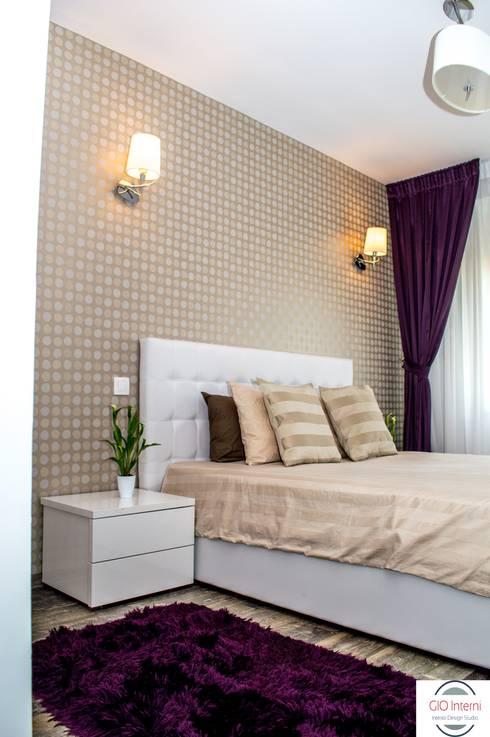 غرفة نوم تنفيذ GIOInterni
