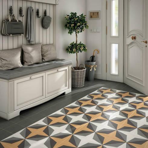 modern Living room by BRABBU Design Forces