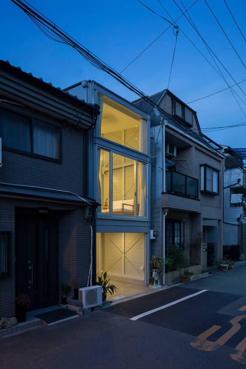 房子 by 山本嘉寛建築設計事務所 YYAA