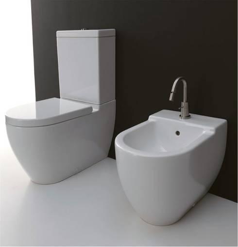 One: Casa de banho  por Smile Bath S.A.