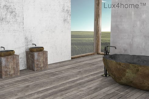minimalistic Bathroom by Lux4home™ Indonesia