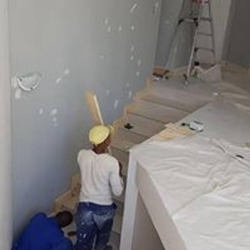 Renovation Naidoo:   by Rykon Construction