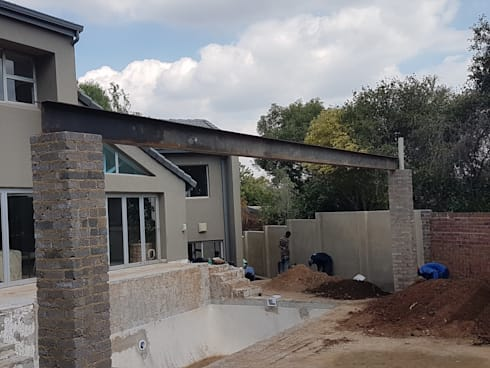 House Frankel:   by Rykon Construction