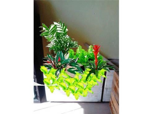 Jardineras: Paisajismo de interiores de estilo  por Vida Verde