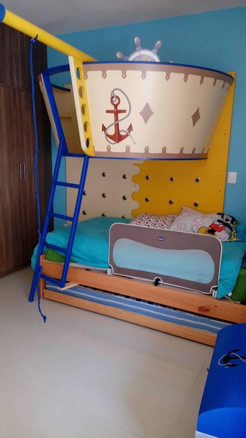 Camas y literas para ni os de camas infantiles the - Cama litera para ninos ...