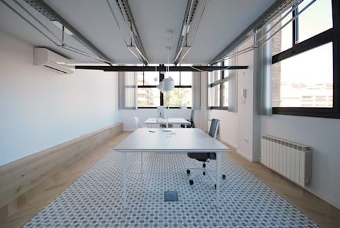 Offices & stores by Abrils Studio