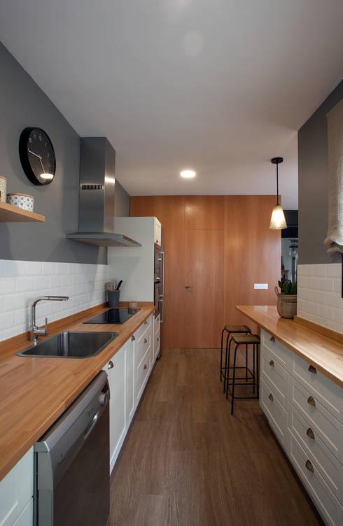廚房 by Raul Garcia Studio