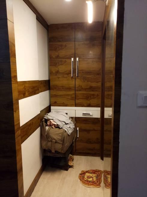 modern Bedroom by SpaceedgeInterior