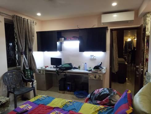 modern Nursery/kid's room by SpaceedgeInterior