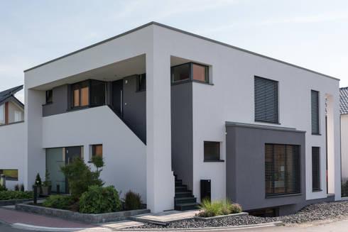 haus f r einen statiker von grotegut architekten homify. Black Bedroom Furniture Sets. Home Design Ideas