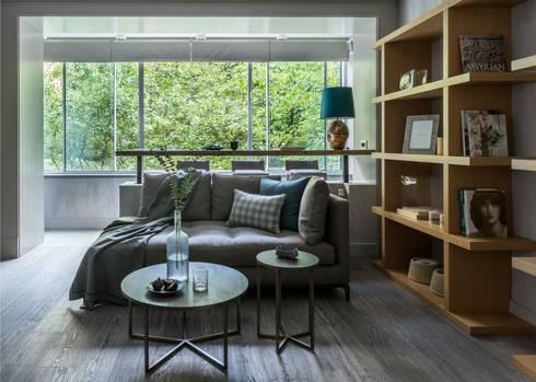 modern Living room by Дизайн бюро Татьяны Алениной