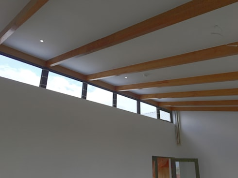 board room ceiling 2:  Offices & stores by Till Manecke:Architect