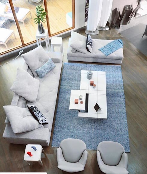 Living room: modern Living room by Roche Bobois