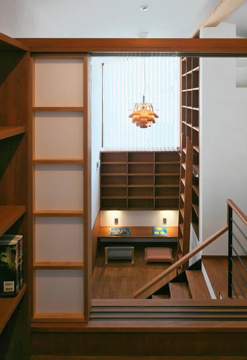 書房/辦公室 by かんばら設計室