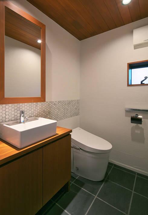 浴室 by かんばら設計室