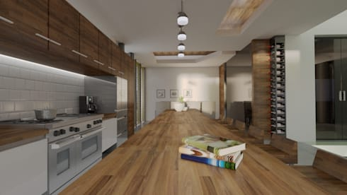 私人住宅餐廳規劃示意圖-2:   by 宏藝設計工作室