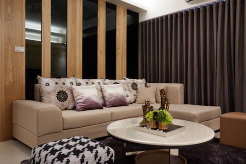 具備溫馨舒適的氣氛:  飯店 by 雅和室內設計