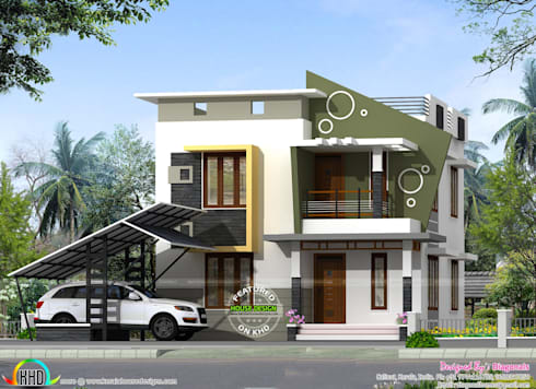 modern house designs:   by House Designs
