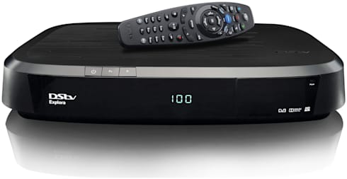 Upgrading to the New Explora Decoder:   by DStv Installation Durbanville
