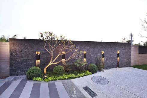 樹向陽:   by 竹村空間 Zhucun Design