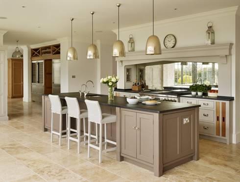 modern Kitchen by Omnitrack