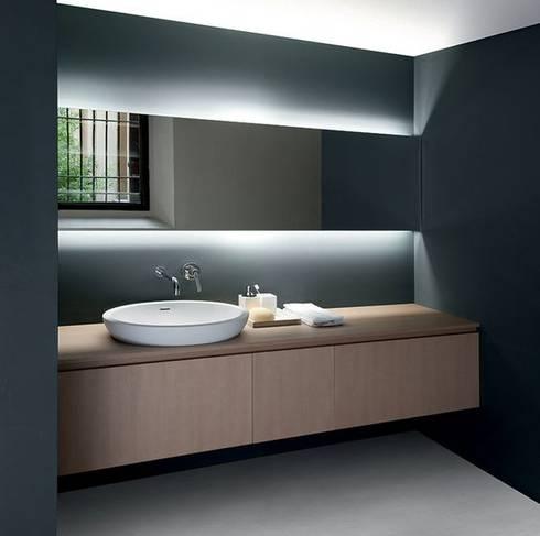 modern Bathroom by Omnitrack