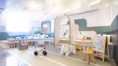 Playgroup:  Baby room by Artta Concept Studio
