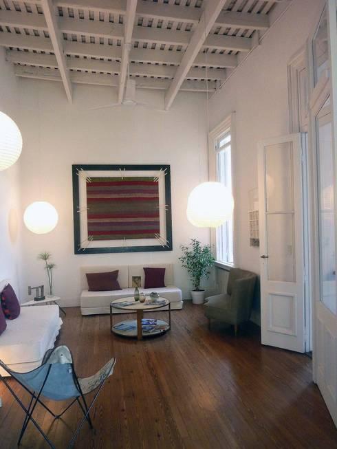 Decoración de espacios: Livings de estilo  por Nativo Argentino
