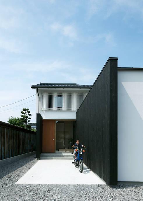Rumah kayu by 伊藤憲吾建築設計事務所