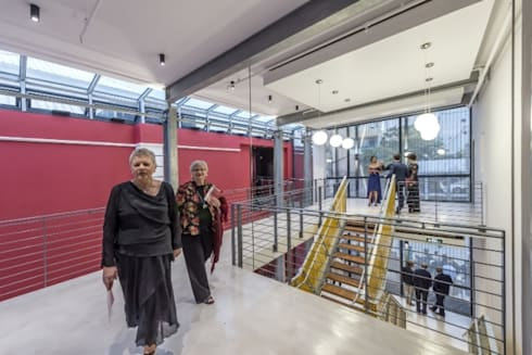 Renovations and Additions to the PE Opera House:  Event venues by The Matrix Urban Designers and Architects