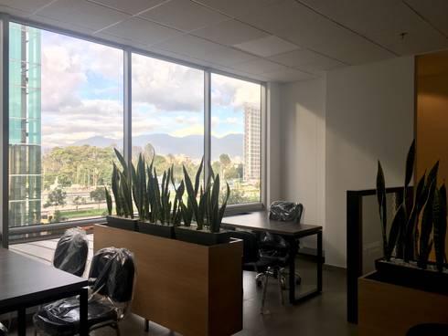 Área Operativa: Oficinas y Tiendas de estilo  por Integra Proyectos