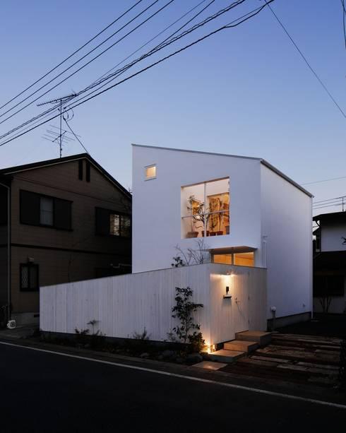 Nhà gỗ by 前田工務店