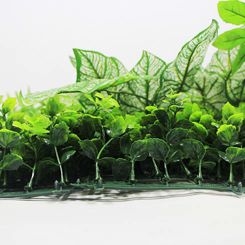 SUNWING Artificial Green Walls For Space design & landscape:  Interior landscaping by Sunwing Industrial Co., Ltd.