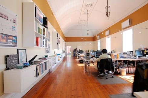 Renovations to 22 Lansdowne Place:  Office buildings by The Matrix Urban Designers and Architects