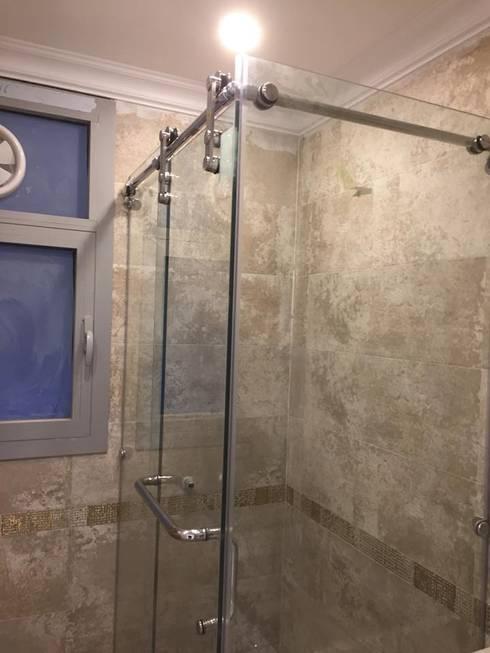 modern Bathroom by Vertex Design