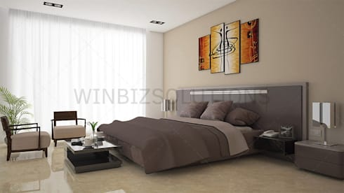 3d rendering Sample:   by winbizsolutions