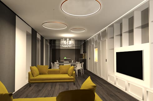 appartamento luxury by Giemmecontract srl. | homify