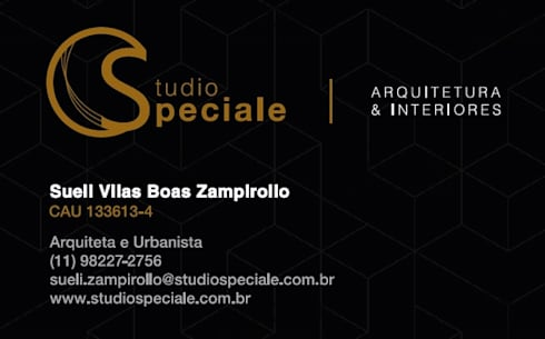 industrial Living room by STUDIO SPECIALE - ARQUITETURA & INTERIORES
