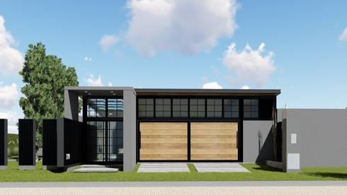 industrial Houses by ARBOL Arquitectos