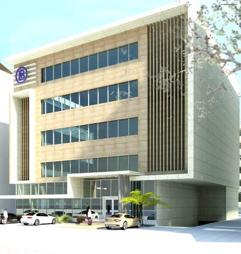 Al Bhandary Office:   by Fatmaarch