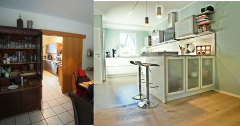 Küche in Harxheim von Einrichtungsideen | homify