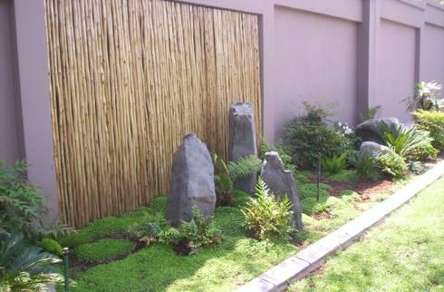 BRADLEY: asian Garden by Japanese Garden Concepts