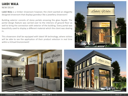 Lakdiwala:  Shopping Centres by amitmurao.com