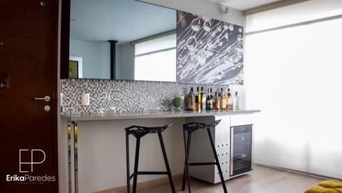 Bar: Anexos de estilo moderno por EPG  Studio