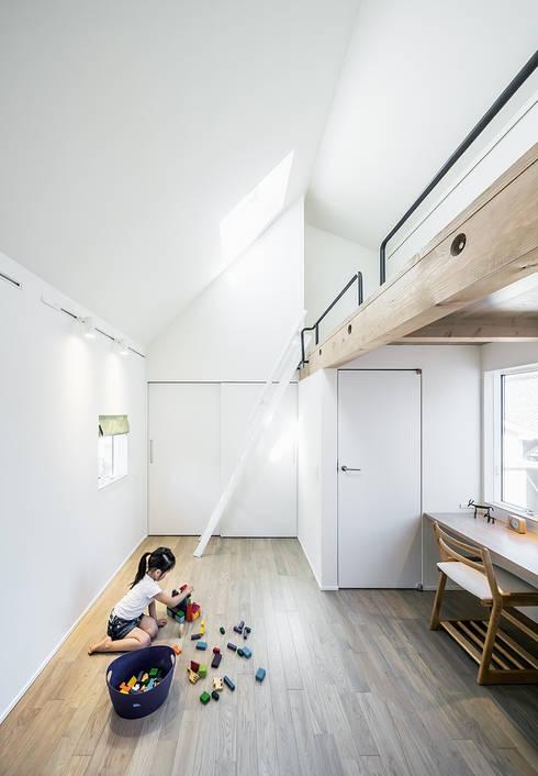 Phòng trẻ em by 株式会社seki.design