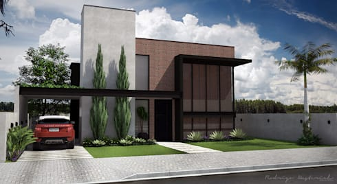 Loft residencial por rodrigo westerich design de for Diseno de apartamentos industriales