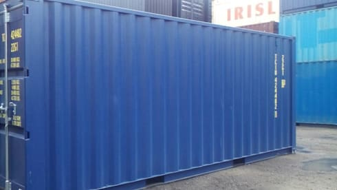 2017年全新20呎貨櫃(8'6):  活動場地 by CHS Container Taiwan Branch