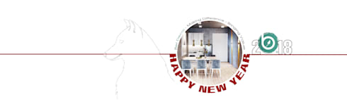 Happy New Year 2018!:   by Bel Decor