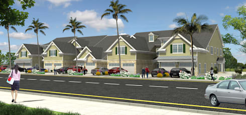 Architectural 3D Modelin:  Clinics by 3D Rendering India