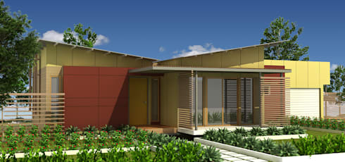 Architectural 3D Visualization:  Commercial Spaces by 3D Rendering India